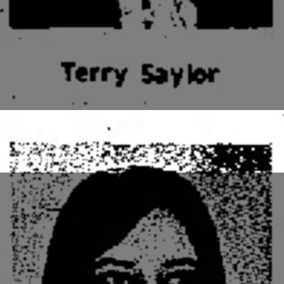 Relative on anunt Sudie Saylor and Henry Saylor Side -