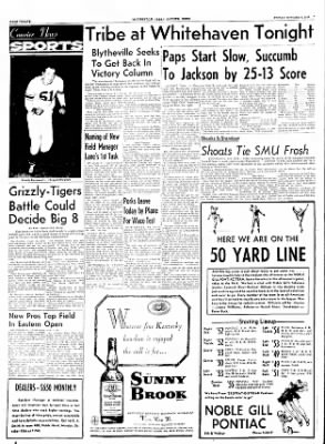 The Courier News from Blytheville, Arkansas on October 7, 1955 · Page 12