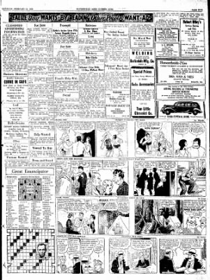 The Courier News from Blytheville, Arkansas on February 12, 1938 · Page 5