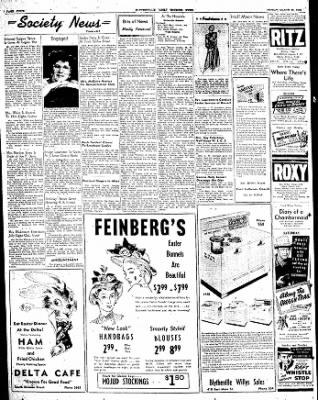 The Courier News from Blytheville, Arkansas on March 26, 1948 · Page 4