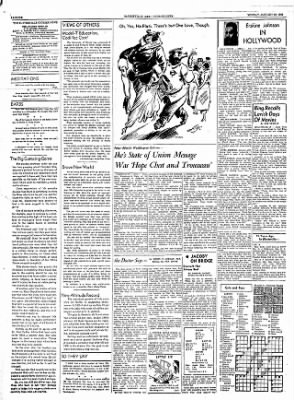 The Courier News from Blytheville, Arkansas on January 16, 1956 · Page 6