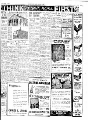 The Courier News from Blytheville, Arkansas on November 13, 1934 · Page 3