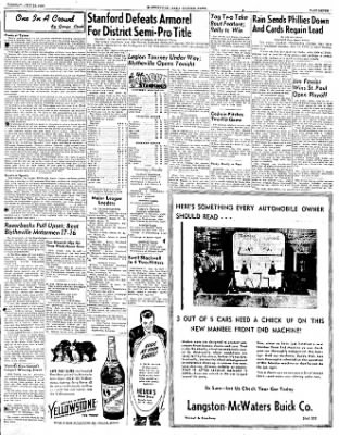 The Courier News from Blytheville, Arkansas on July 25, 1950 · Page 7