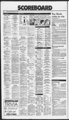 Quad-City Times from Davenport, Iowa on December 23, 1985 · 22