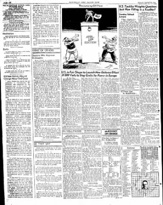 The Courier News from Blytheville, Arkansas on March 26, 1948 · Page 6