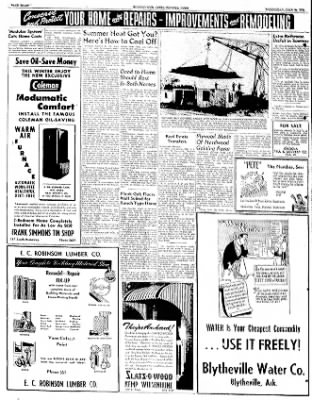 The Courier News from Blytheville, Arkansas on July 25, 1950 · Page 8