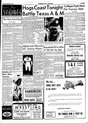 The Courier News from Blytheville, Arkansas on January 16, 1956 · Page 9