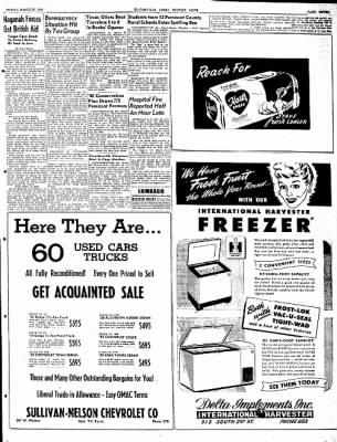 The Courier News from Blytheville, Arkansas on March 26, 1948 · Page 7