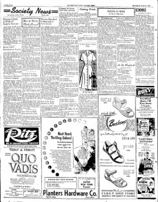 The Courier News from Blytheville, Arkansas on May 15, 1952 · Page 4