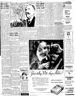 The Courier News from Blytheville, Arkansas on October 12, 1932 · Page 2