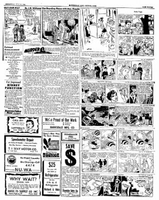The Courier News from Blytheville, Arkansas on July 25, 1950 · Page 11