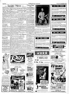 The Courier News from Blytheville, Arkansas on September 18, 1954 · Page 2