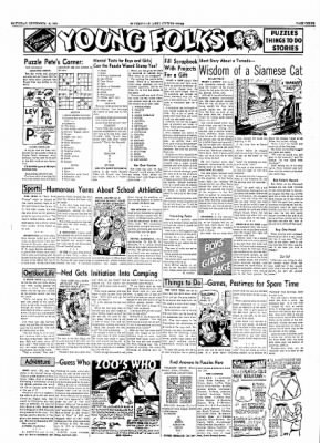 The Courier News from Blytheville, Arkansas on September 18, 1954 · Page 3