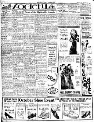 The Courier News from Blytheville, Arkansas on October 13, 1932 · Page 2