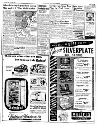 The Courier News from Blytheville, Arkansas on July 27, 1950 · Page 3