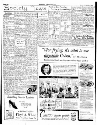 The Courier News from Blytheville, Arkansas on November 16, 1934 · Page 2