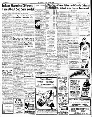 The Courier News from Blytheville, Arkansas on July 27, 1950 · Page 8