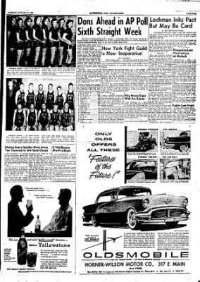 The Courier News from Blytheville, Arkansas on January 17, 1956 · Page 9