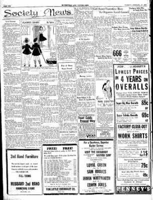 The Courier News from Blytheville, Arkansas on February 15, 1938 · Page 4