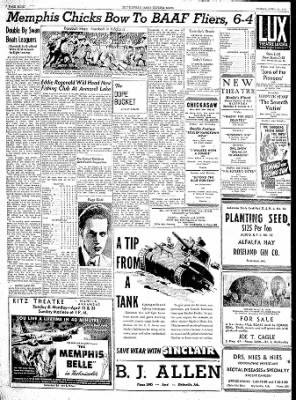 The Courier News from Blytheville, Arkansas on April 21, 1944 · Page 8