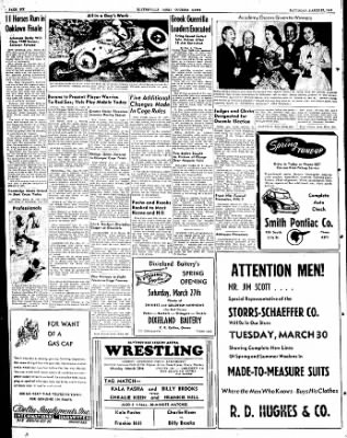 The Courier News from Blytheville, Arkansas on March 27, 1948 · Page 6