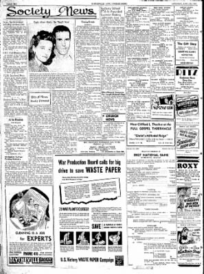 The Courier News from Blytheville, Arkansas on April 22, 1944 · Page 2