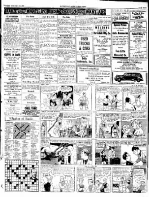 The Courier News from Blytheville, Arkansas on February 15, 1938 · Page 7