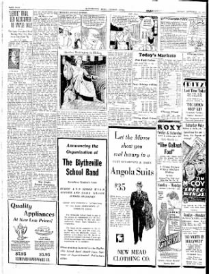 The Courier News from Blytheville, Arkansas on November 16, 1934 · Page 8