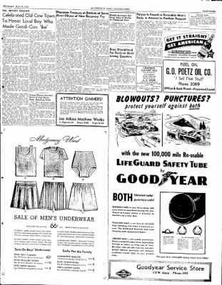 The Courier News from Blytheville, Arkansas on May 15, 1952 · Page 7