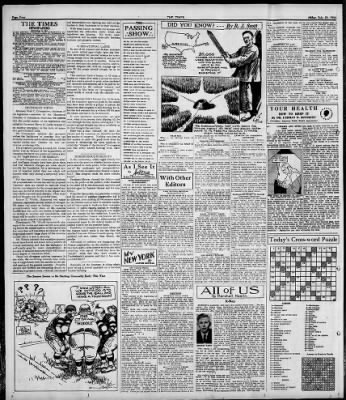 The Times from Munster, Indiana on July 29, 1932 · 4