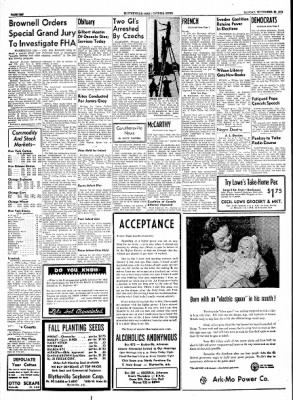 The Courier News from Blytheville, Arkansas on September 20, 1954 · Page 10