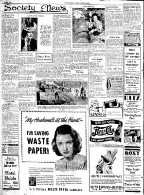 The Courier News from Blytheville, Arkansas on April 24, 1944 · Page 2