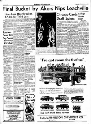 The Courier News from Blytheville, Arkansas on January 18, 1956 · Page 8