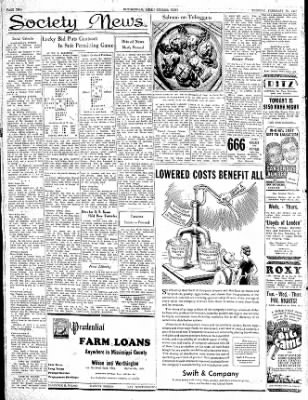 The Courier News from Blytheville, Arkansas on February 16, 1937 · Page 2