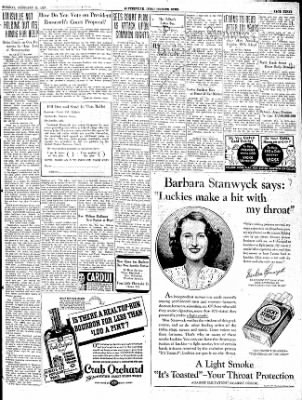 The Courier News from Blytheville, Arkansas on February 16, 1937 · Page 3