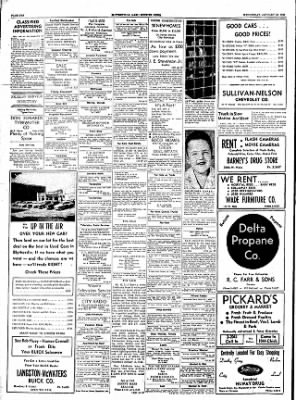 The Courier News from Blytheville, Arkansas on January 18, 1956 · Page 10