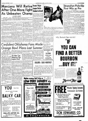 The Courier News from Blytheville, Arkansas on October 10, 1955 · Page 13