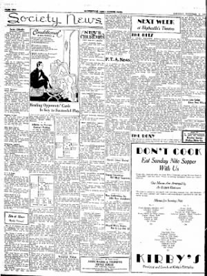 The Courier News from Blytheville, Arkansas on November 17, 1934 · Page 2