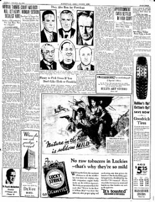 The Courier News from Blytheville, Arkansas on October 18, 1932 · Page 2