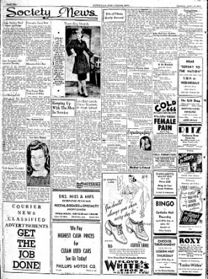 The Courier News from Blytheville, Arkansas on April 25, 1944 · Page 2
