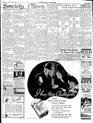 The Courier News from Blytheville, Arkansas on February 17, 1937 · Page 3