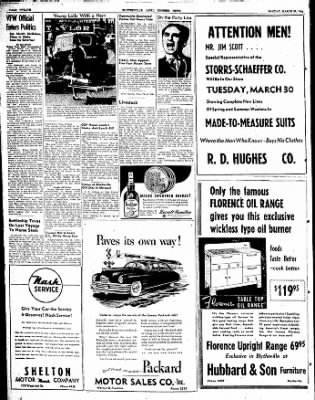 The Courier News from Blytheville, Arkansas on March 29, 1948 · Page 13