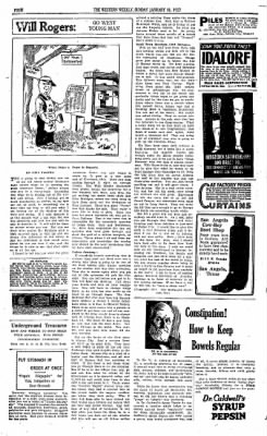 Abilene Reporter-News from Abilene, Texas on January 16, 1927 · Page 42