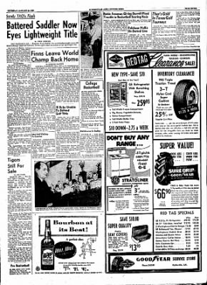 The Courier News from Blytheville, Arkansas on January 19, 1956 · Page 7