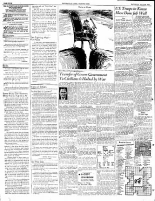 The Courier News from Blytheville, Arkansas on July 29, 1950 · Page 4