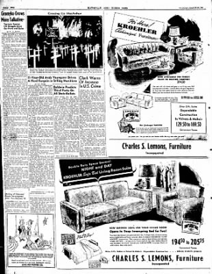 The Courier News from Blytheville, Arkansas on March 30, 1948 · Page 2