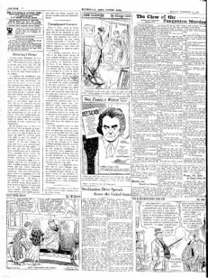 The Courier News from Blytheville, Arkansas on November 19, 1934 · Page 4
