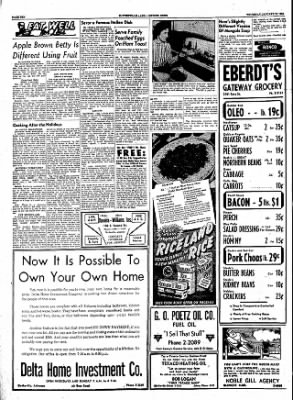 The Courier News from Blytheville, Arkansas on January 19, 1956 · Page 10