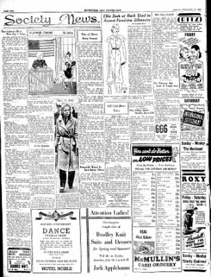 The Courier News from Blytheville, Arkansas on February 18, 1938 · Page 2