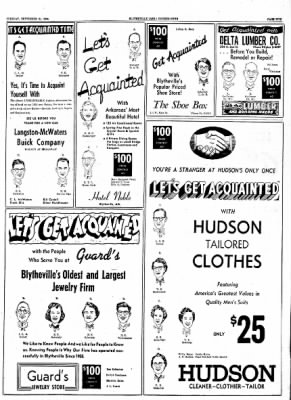 The Courier News from Blytheville, Arkansas on September 21, 1954 · Page 17